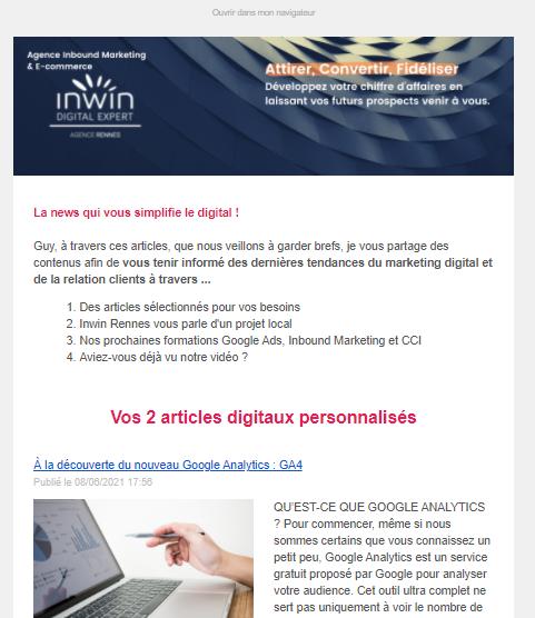 newsletter inwin rennes