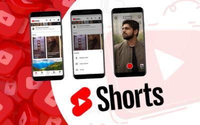 YouTube Shorts, le lancement en France !